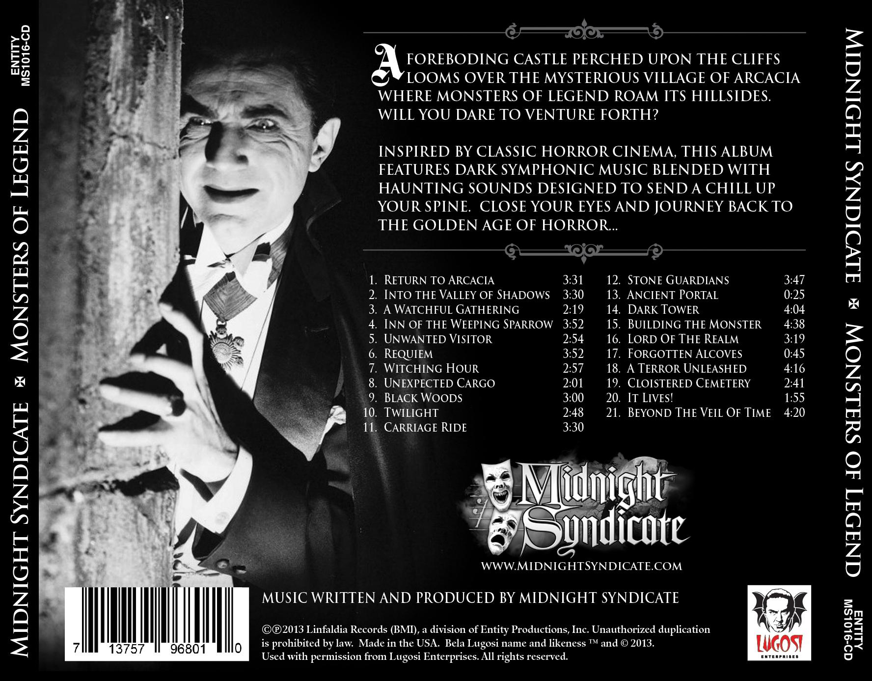 midnight syndicate halloween music – gothic horror fantasy