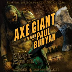 Axe Giant: Original Motion Picture Soundtrack CD