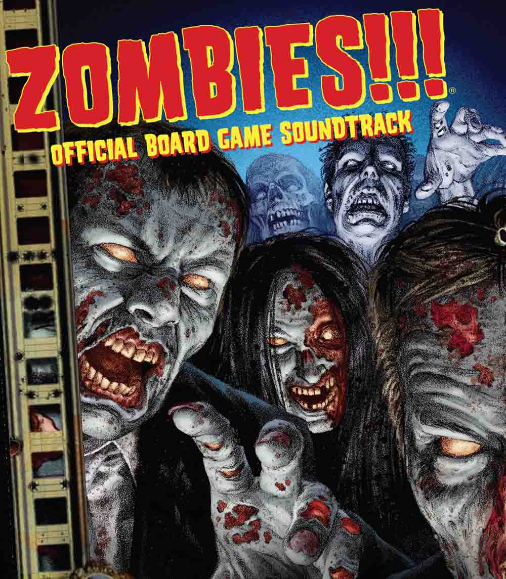 Zombies!!! Official Board Game Soundtrack