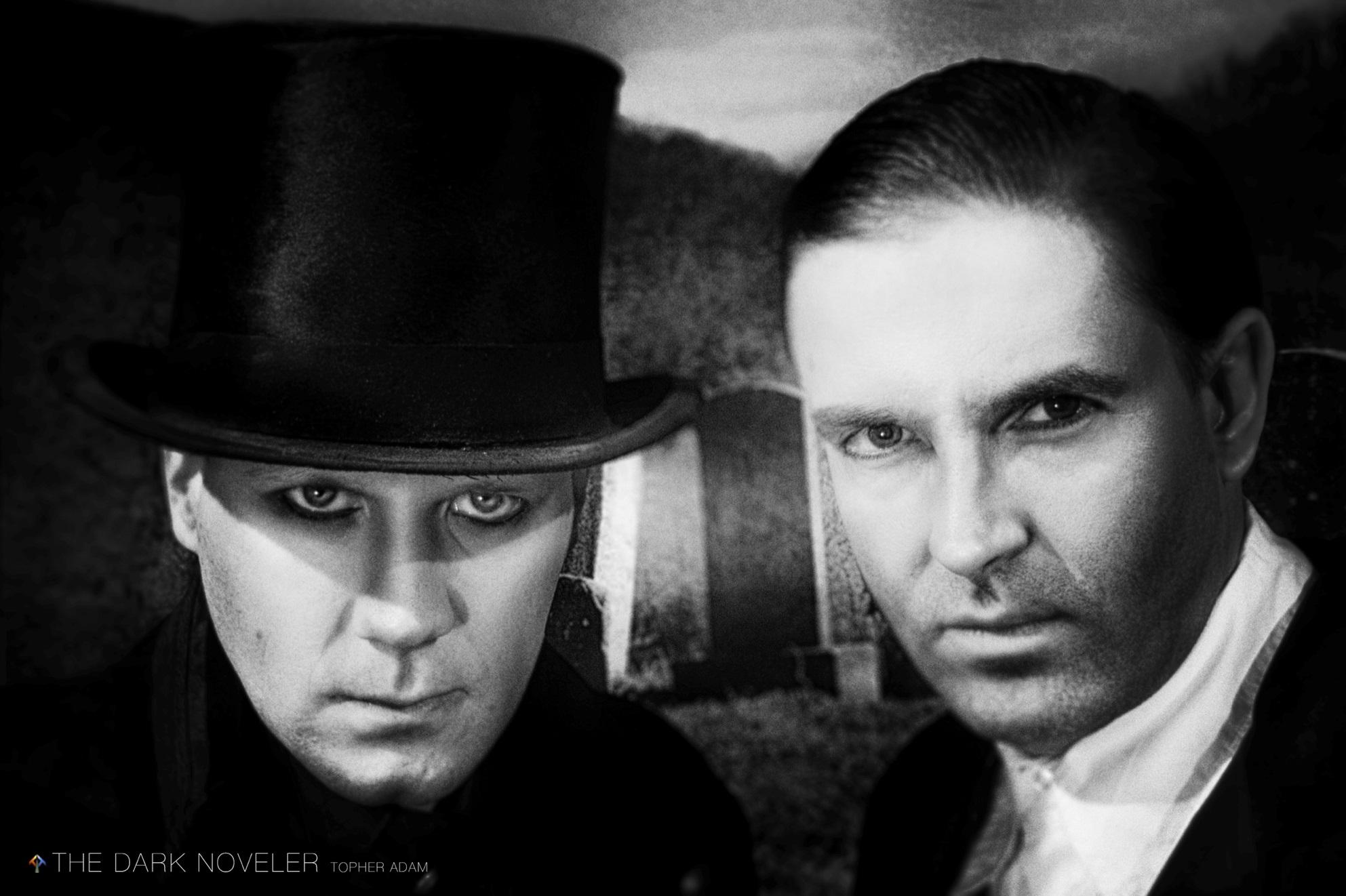 Edward Douglas and Gavin Goszka Band Photo from 2013
