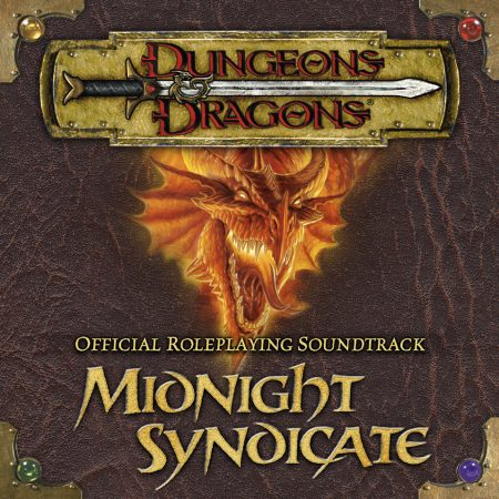 Dungeons & Dragons (2003) by Midnight Syndicate album cover
