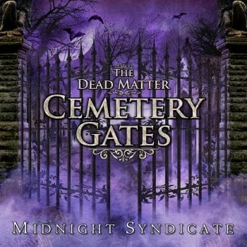 The Dead Matter: Cemetery Gates (2008) album art