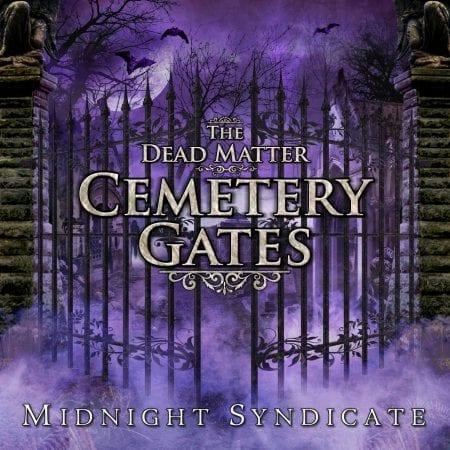 The Dead Matter: Cemetery Gates (2008) album art