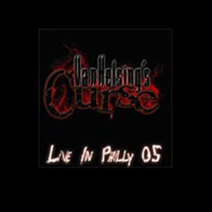 Van Helsing's Curse Live in Philly '05 DVD cover