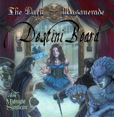 The Dark Masquerade (2010) album art