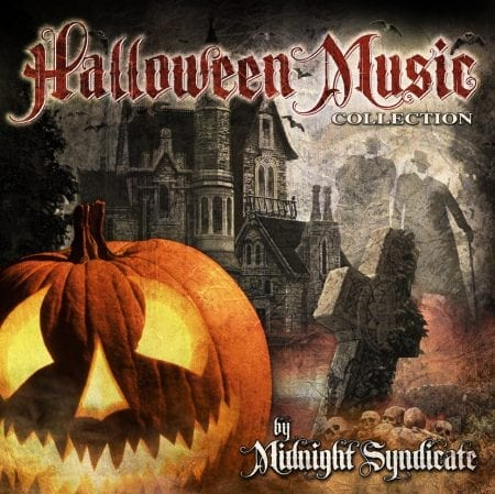 Halloween Music Collection (2010) album art
