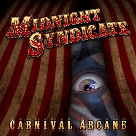 Carnival Arcane (2011) album art