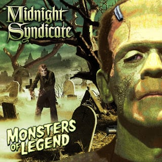 Monsters of Legend album by Midnight Syndicate