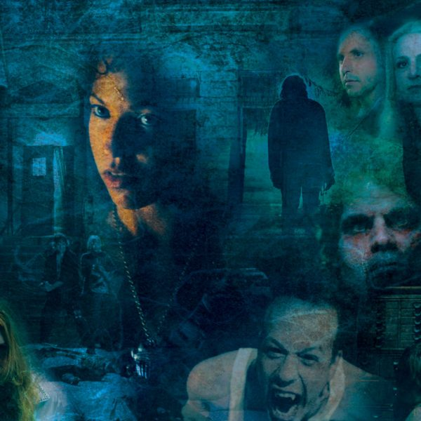 "Collage from Midnight Syndicate Films' ""The Dead Matter"" movie (www.TheDeadMatter.com)"