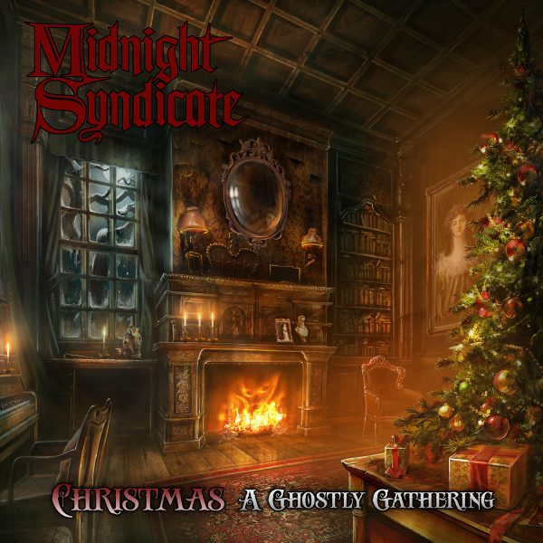 Christmas: A Ghostly Gathering (2015) album art