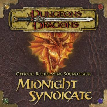 Dungeons & Dragons (2003) Official Roleplaying Soundtrack by Midnight Syndicate album artwork