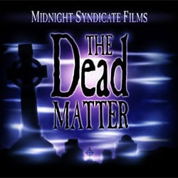The Dead Matter t-shirt (2008)