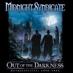 Out of the Darkness: Retrospective 1994-1999 by Midnight Syndicate t-shirt