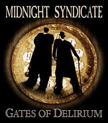 Midnight Syndicate Gates of Delirium t-shirt