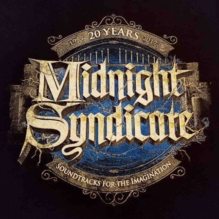 Midnight Syndicate Gothic Horror Fantasy Instrumental Music 20th Anniversary logo