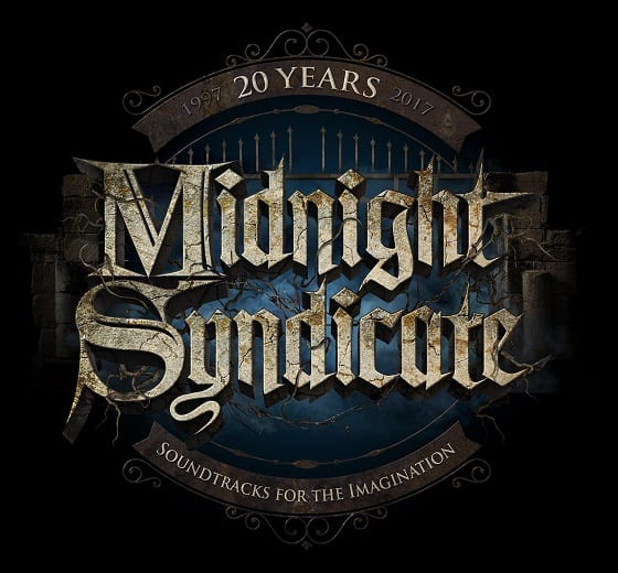 Midnight Syndicate 20th Anniversary logo