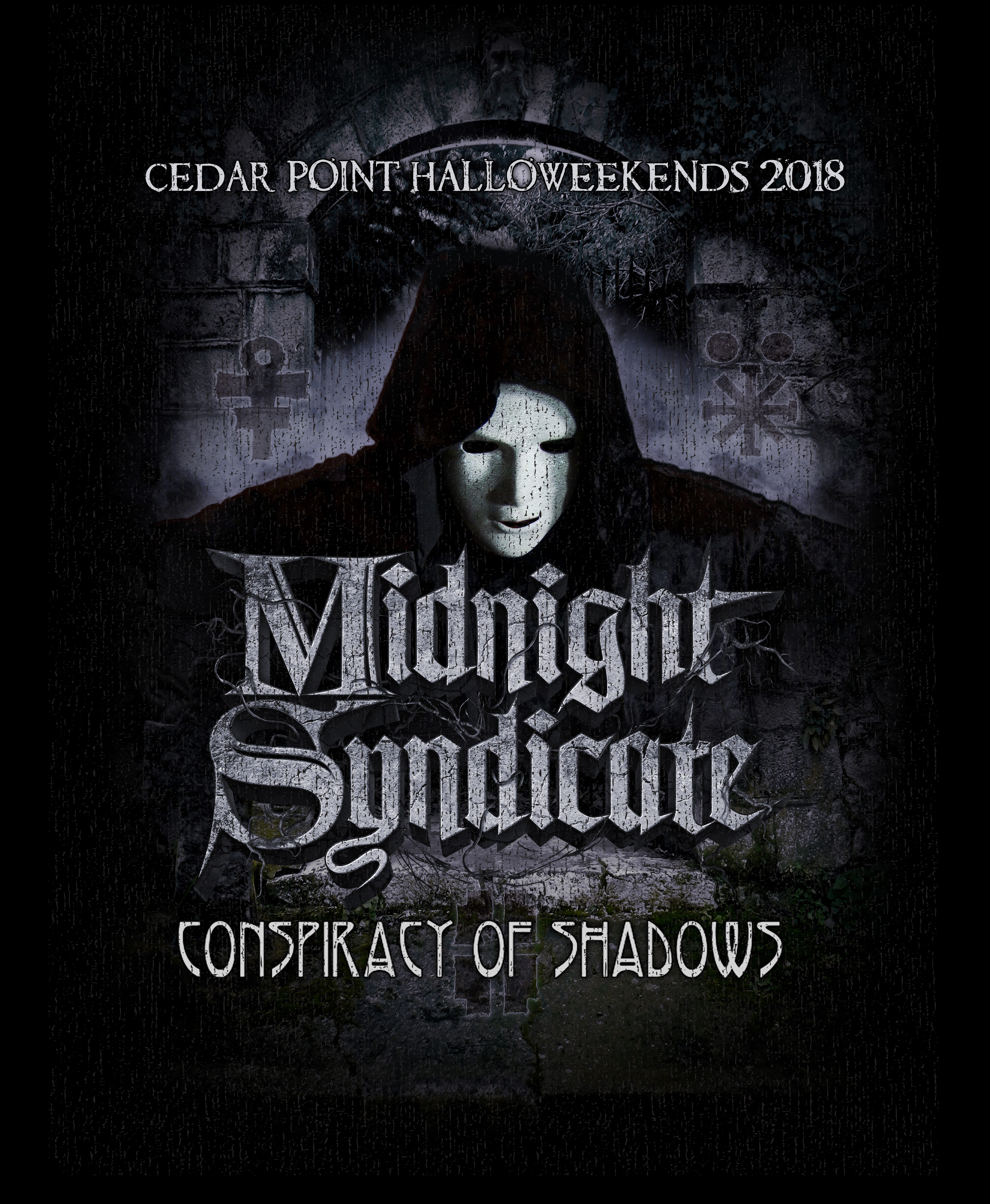 Midnight Syndicate Conspiracy of Shadows T-shirt