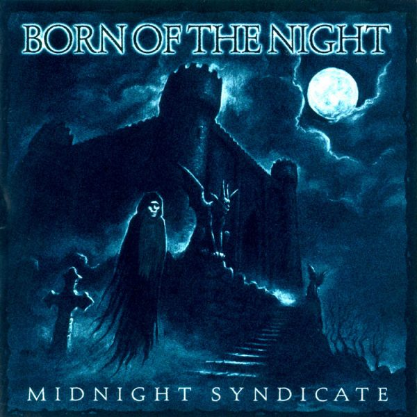 Born of the Night album artwork
