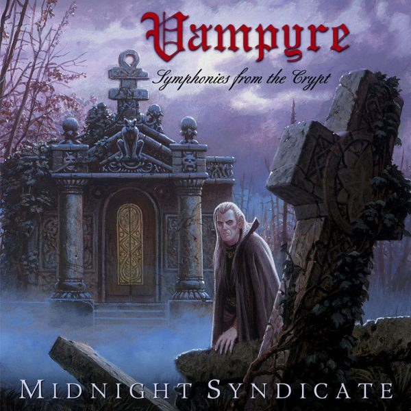 "Halloween Music - Midnight Syndicate's ""Vampyre"" album 2002"