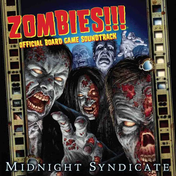 Zombies Board Game Soundtrack by Midnight Syndicate