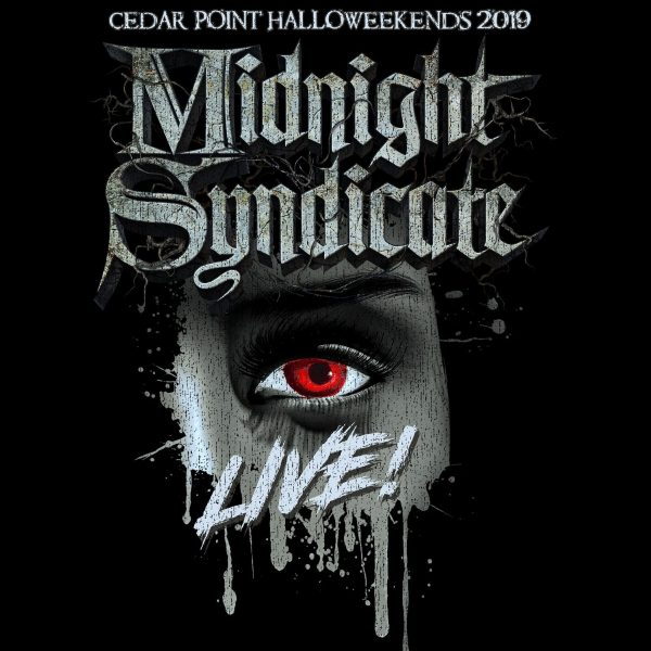Midnight Syndicate Live! 2019 logo