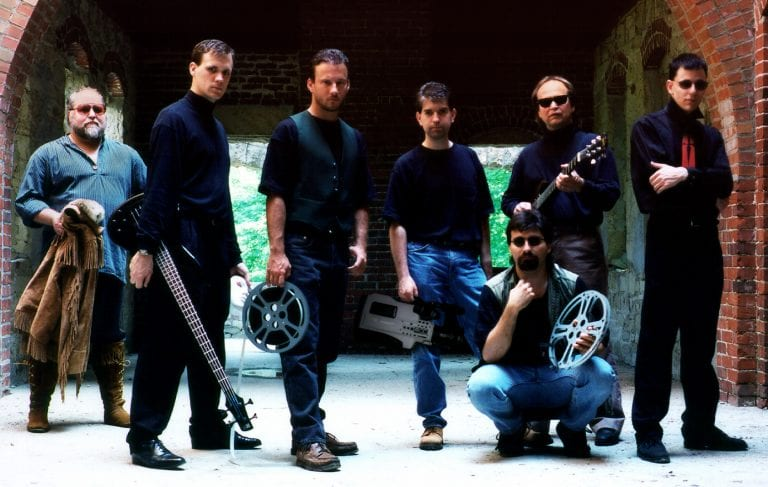 Early image of Entity Productions and Midnight Syndicate from 1997