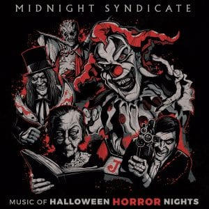 Music of Halloween Horror Nights album cover