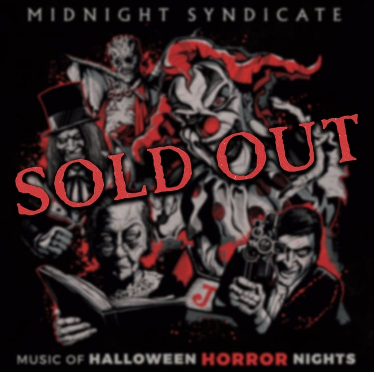 Music of Halloween Horror Nights Sells Out in Hours