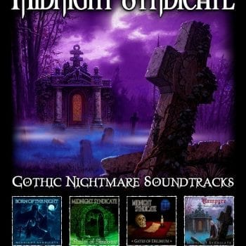 Midnight Syndicate Haunted Attraction Registry Poster 2002