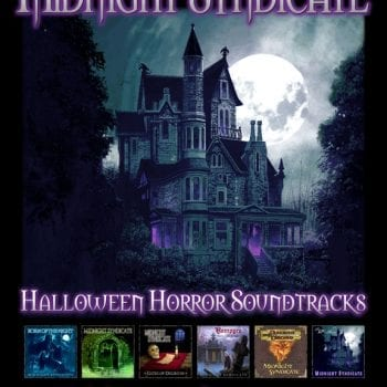 Midnight Syndicate Haunted Attraction Registry Poster 2005