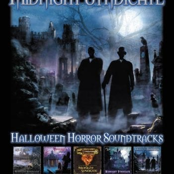 Midnight Syndicate Haunted Attraction Registry Poster 2006