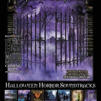 Midnight Syndicate Haunted Attraction Registry Poster 2008