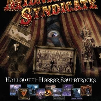 Midnight Syndicate Haunted Attraction Registry Poster 2011
