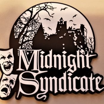 Midnight Syndicate Refrigerator Magnet