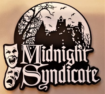 Midnight Syndicate Refrigerator Magnet
