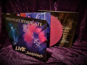 Live Shadows vinyl version